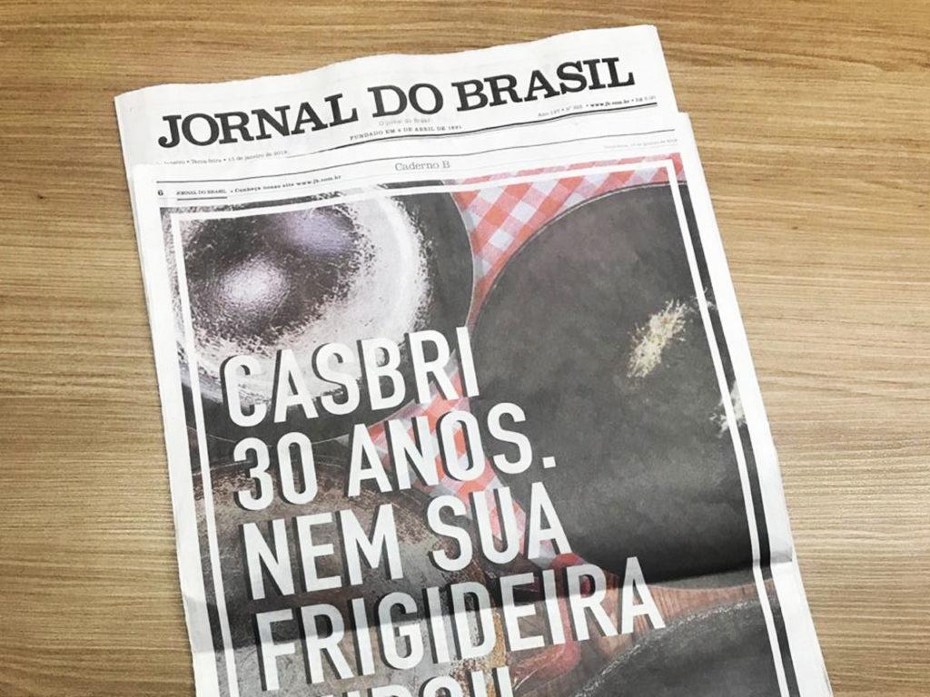 Casbri no Jornal do Brasil