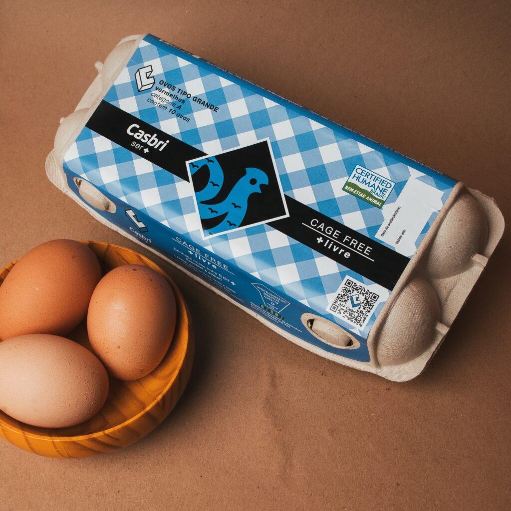 Ovos da Casbri: a melhor opção pra sua dieta